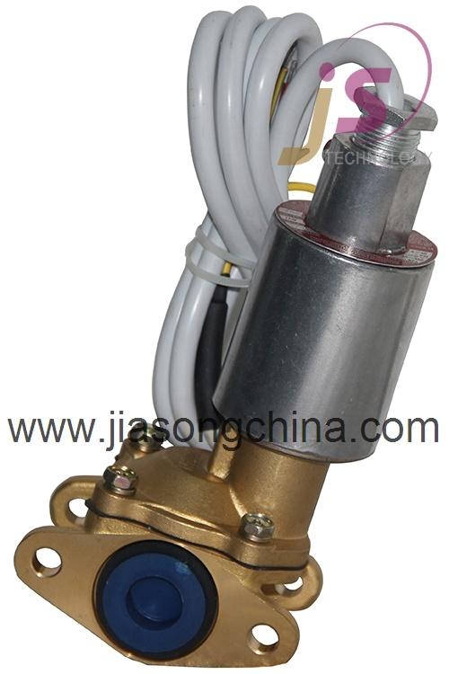 Flameproof Fuel Flow Control Solenoid Valve
