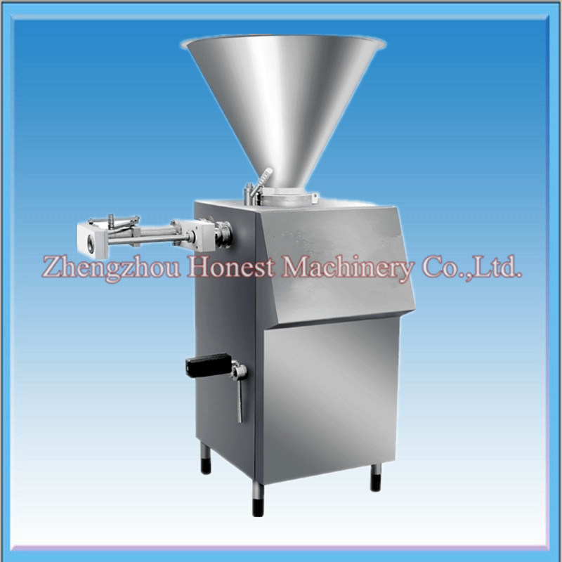 Full Stainless Steel Sausage Stuffer Machine / Sausage Filling Machine
