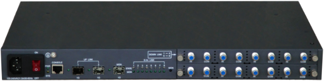 Onaccess G4000 Switch for Mdu Home Network Ethernet Over Coax Eoc