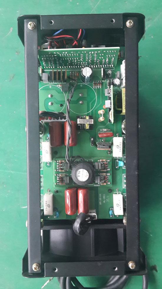 China Best Quality Inverter DC Arc Welding Machine Arc160mini