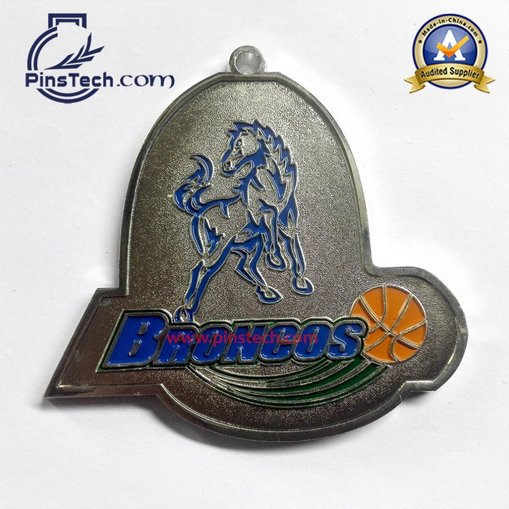 Climbing Medal Awards with Antique Finish