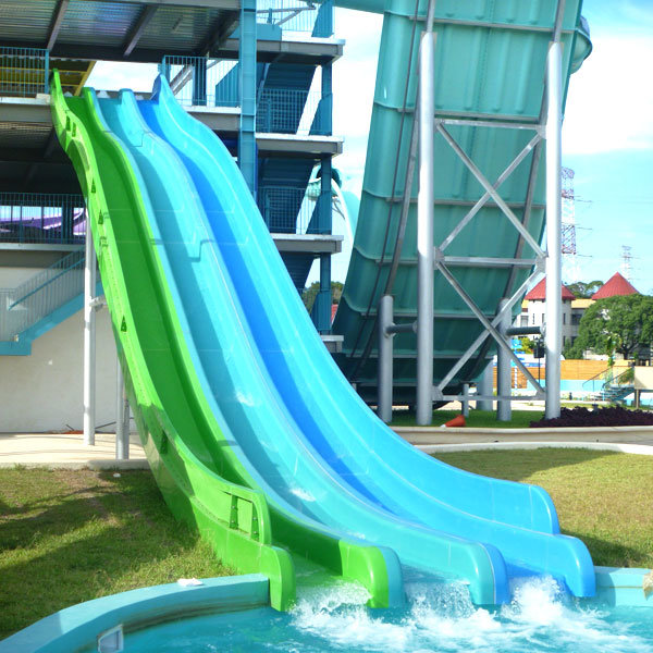 Colorful Race Water Slide (SH) (ZC/WS/SH)