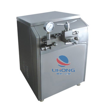 Stainless Steel Homogenizer with Different Working Pressure