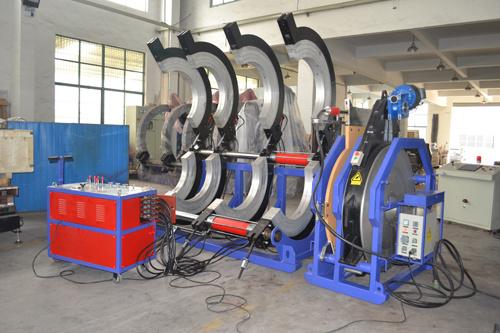 Plastic Pipe Machinery