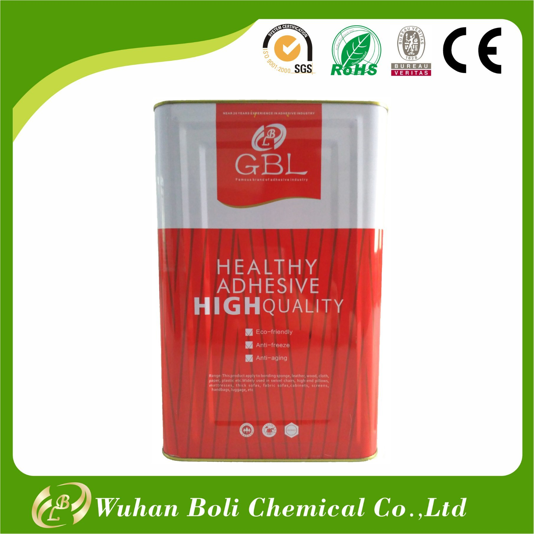 GBL Multi-Purpose New Good Sell Spray Adhesive