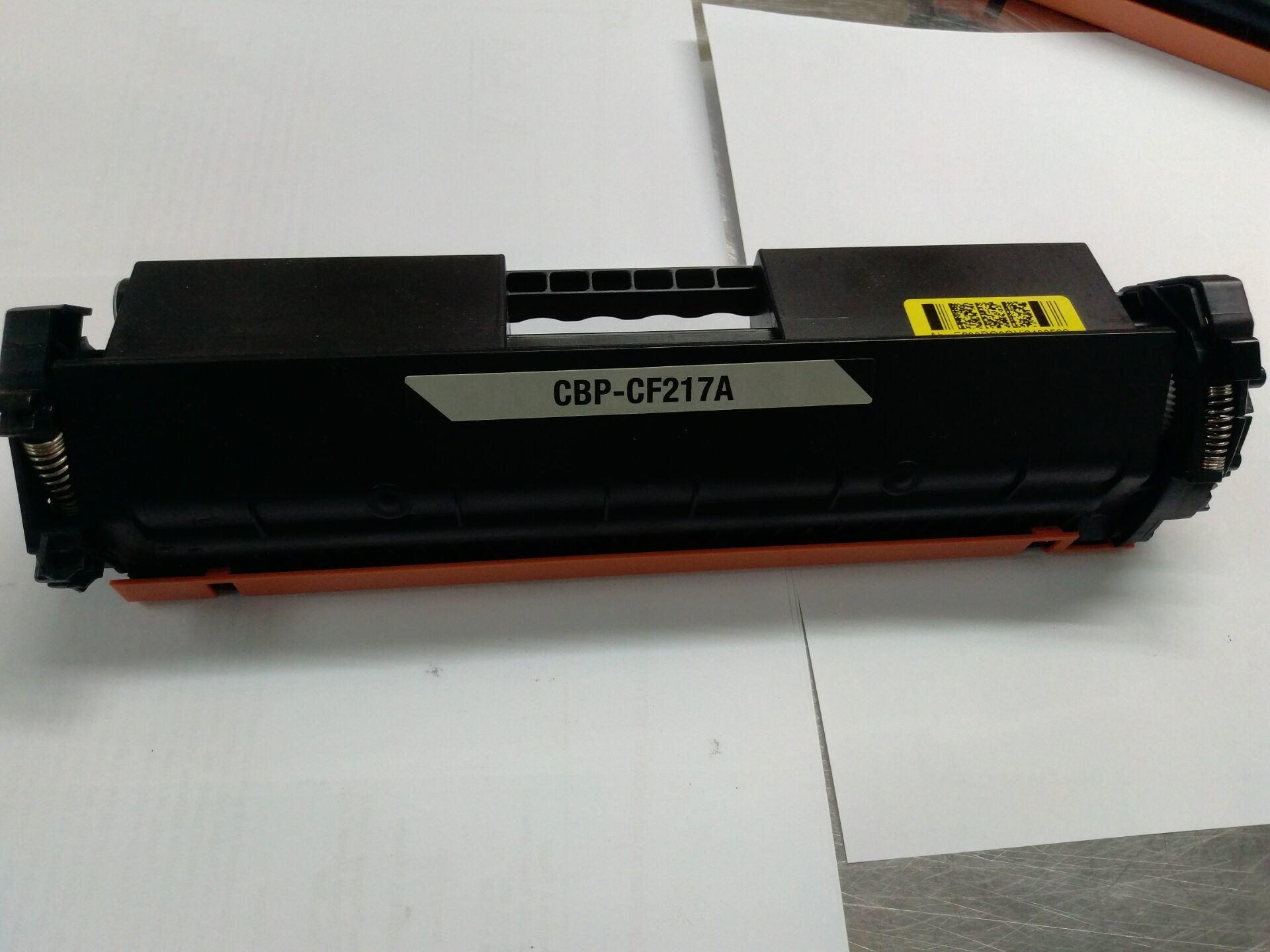 Compatible Toner Cartridge CF217A Toner for HP Laserjet PRO Mfp M130fn, M102W, M130fw Printer