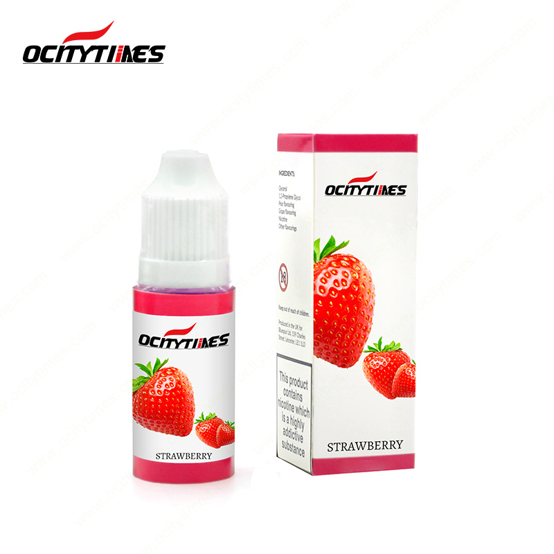 High Quality Good Flavor E-Liquid