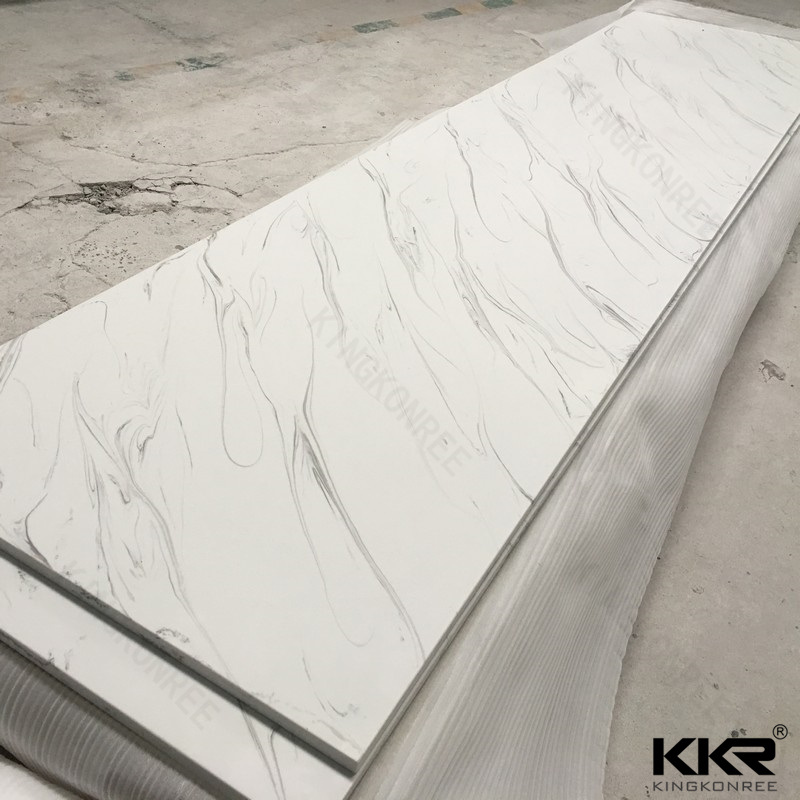 12mm Wall Panel Corian Acrylic Solid Surface Sheet