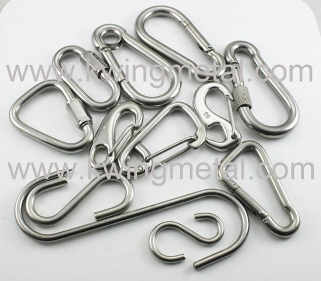 Stainless Steel Snap Hook