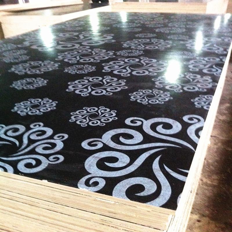 Linyi Plywood Poplar Core 1220X2440mm Thickness 15 WBP Glue