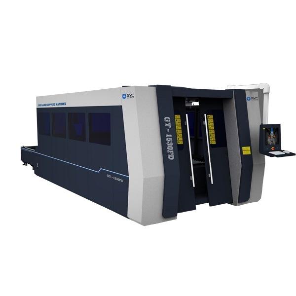CNC Fiber Laser Cutting/Engraving Machine Ipg 1kw