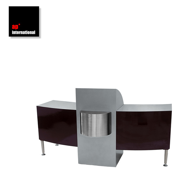 China Salon Furniture Reception Desk RODESQUE China