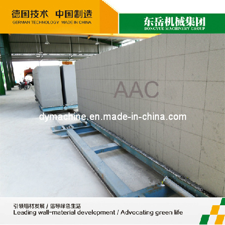 Light Weight Block Machine, Aerated Brick Machine, AAC Line