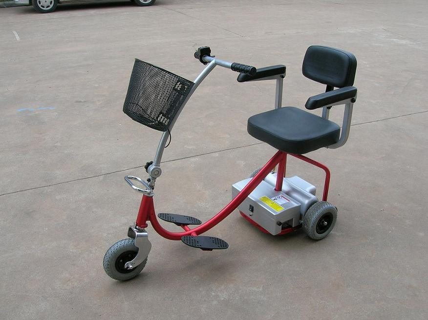 2012-Model-3-wheel-Electric-Mobility-Scooter-bike-trike-NEW-Color