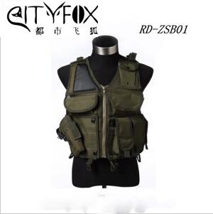 Police Military Nijiii Bulletproof Kevlar Soft Vest