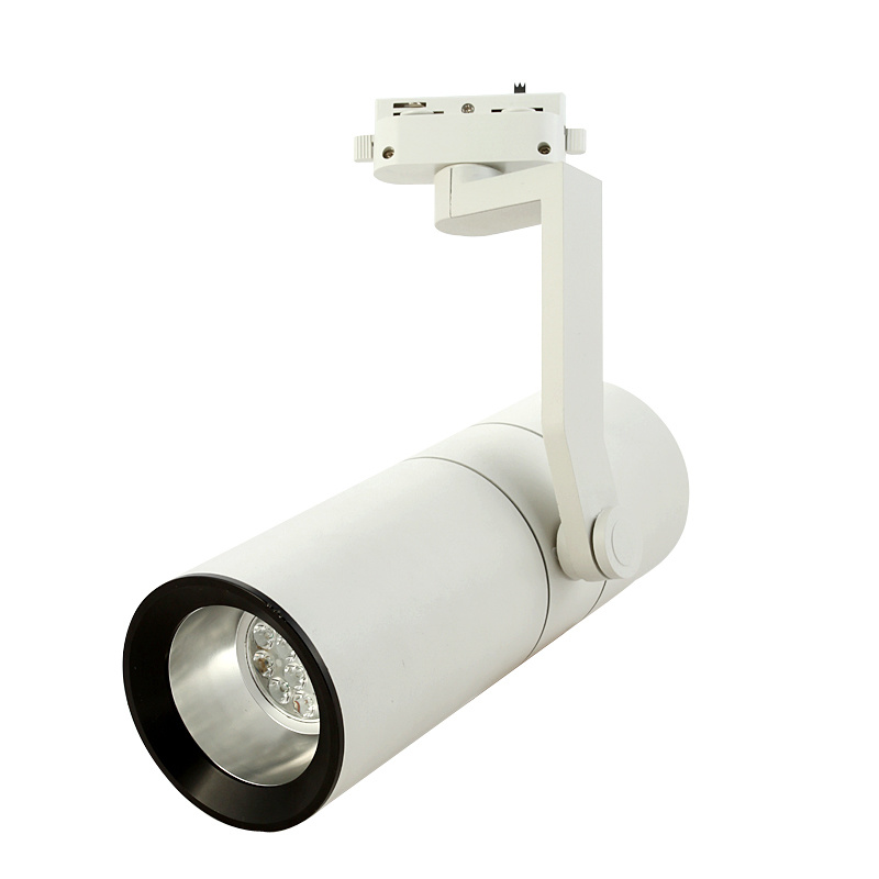 Led Track Lighting : ... LED Track Lights MCT1040W 9*1W - China Led Track Spotlight, Led Track