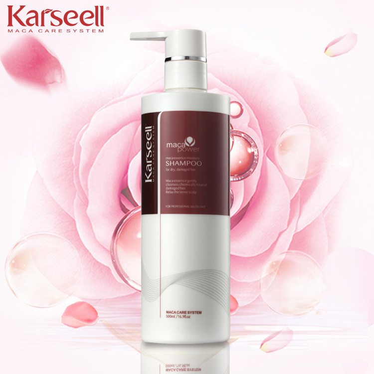 Karseell Wholesale Organic Anti Hair Loss Hair Shampoo
