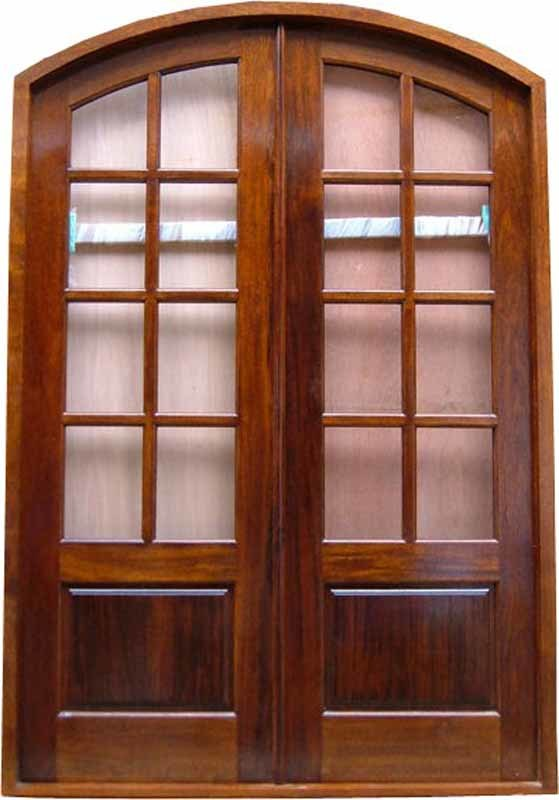 China double glass door patio door frech door f 009 for Double door patio doors