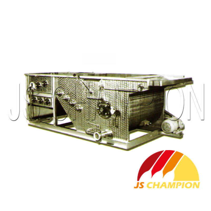 Poultry Slaughterhouse Using Poultry Scalding and Plucking Combined Machine