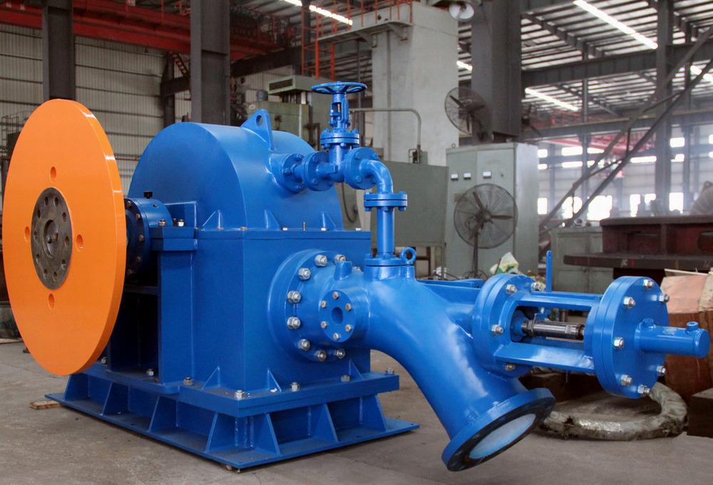 Hydro Power Plant/Water Turbine
