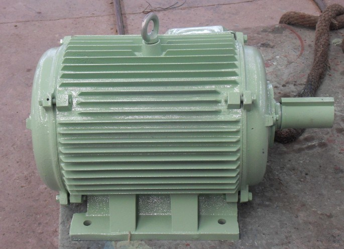 1kw-500kw Horizontal Permanent Magnet Generator/Alternator