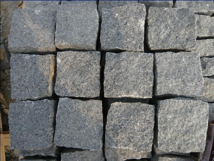 China G654 Cube Stone Granite Kerbstone China G654