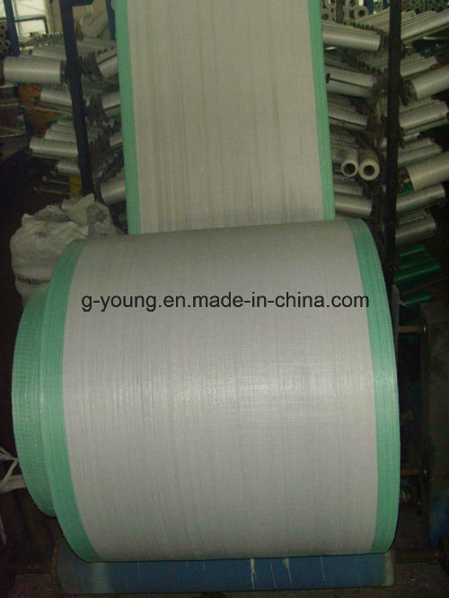 China Transparent PP Woven Fabric for Packaging