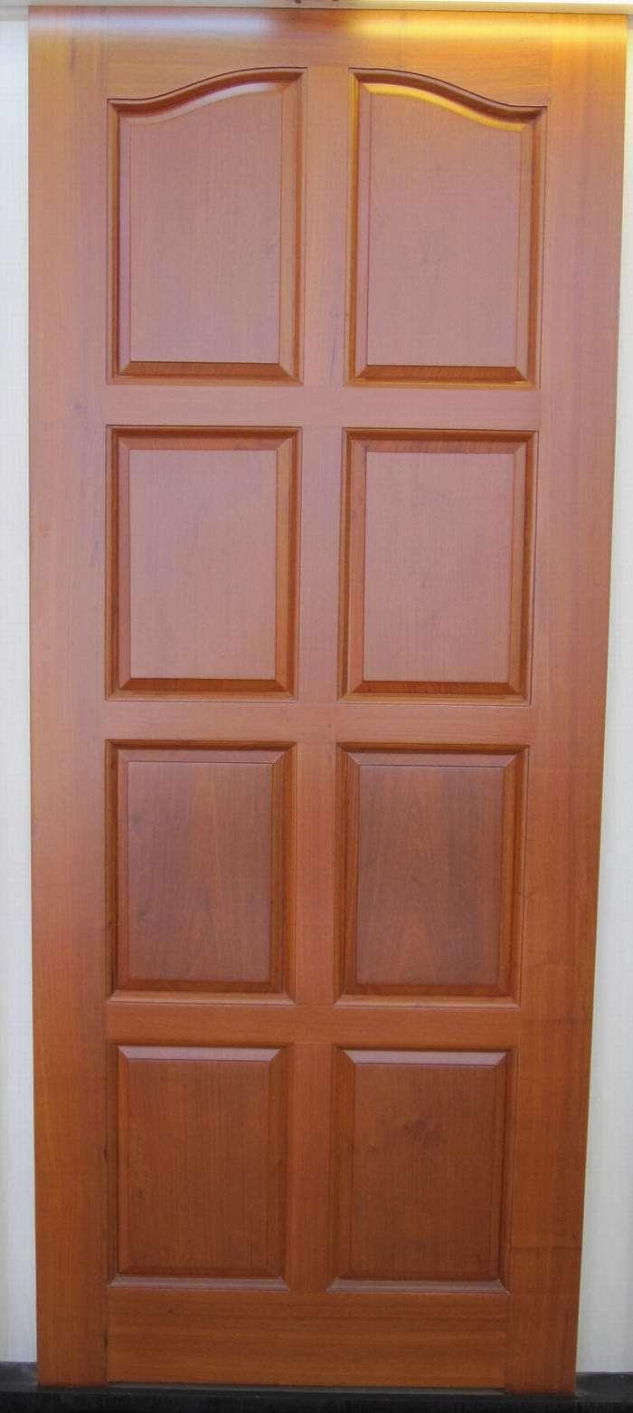 china solid wood door mh 5542 china wood door wooden door