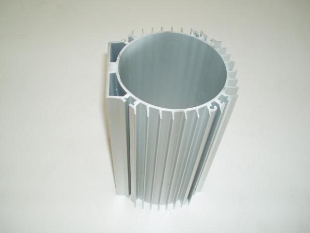 Extruded Aluminum Profile-Aluminum Profile (HF019)