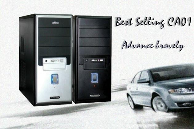 Best Design ATX Mid Tower Computer Case(CA-01)