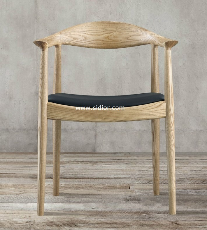 Cafeteria Used Wooden Restaurant Furniture for Table and Chair Set