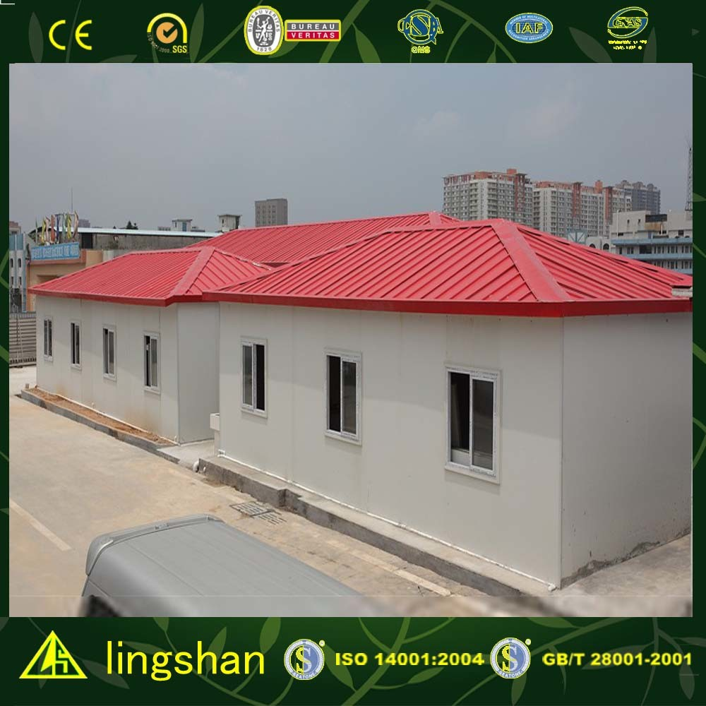 Flexible Design Prefabricated House (LS-MC-011)