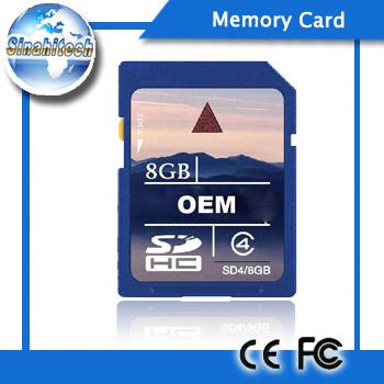 OEM or ODM Micro SDHC Memory Card