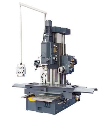 Horizontal CNC Boring & Milling Machine (TX706)