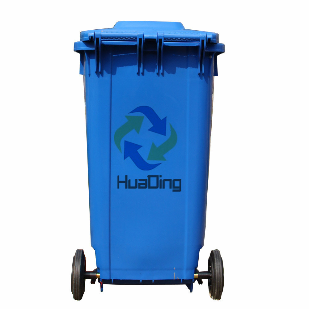 240L Plastic Garbage Bin for Outdoor From China