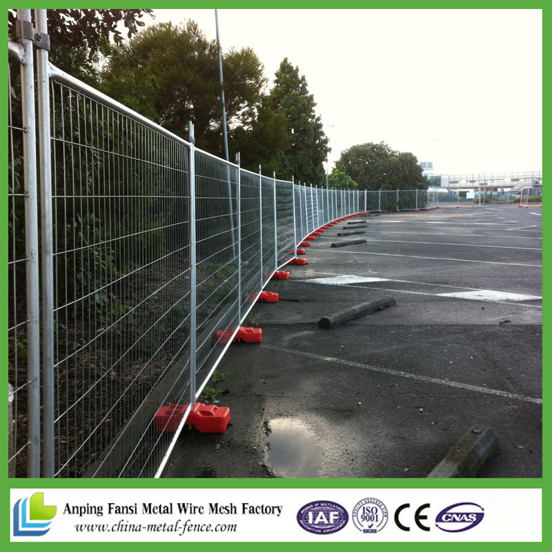 ASTM4687-2007 Galvanised Temporary Fencing, Temporary Fence