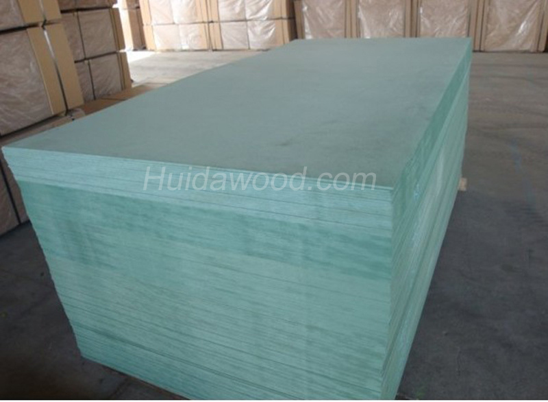 China waterproof mdf board hd pm hdf