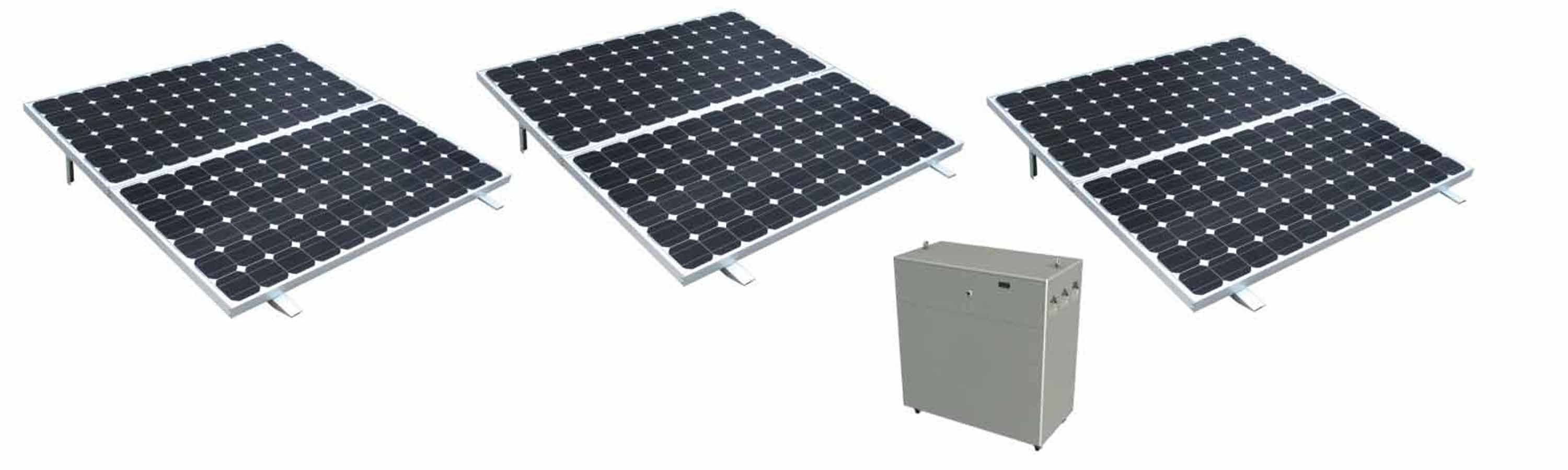 3kw PV Panel Solar System with TUV IEC Mcs