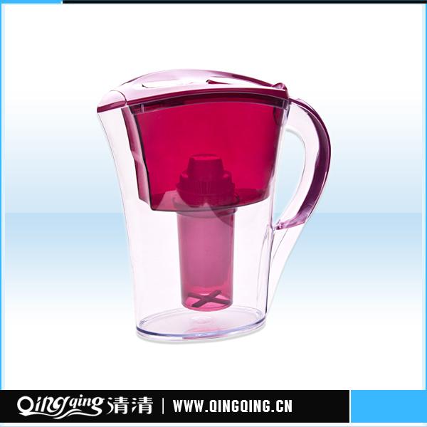 Hot Sale Indictor Alkaline Water Filter Pitcher