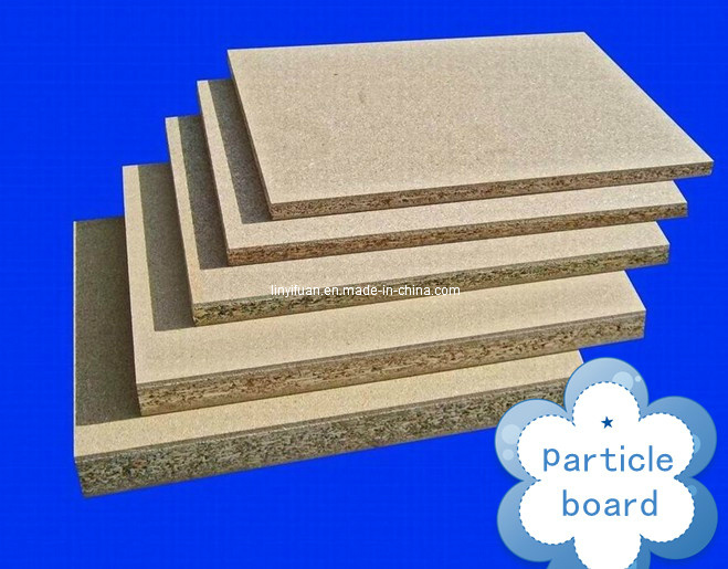China particle board laminate chipboard flakeboard