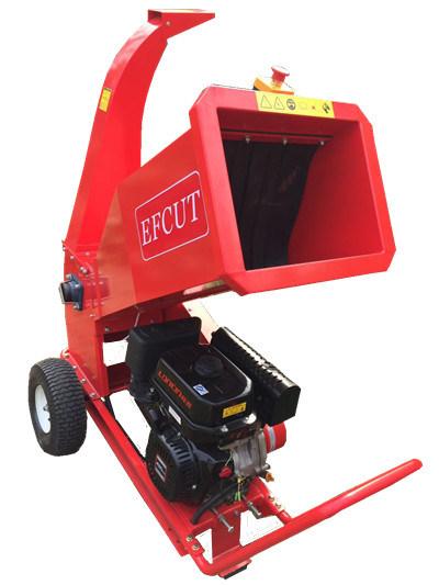 13HP Factory Direct Sale Wood Chipper/Yard Shredder Machine