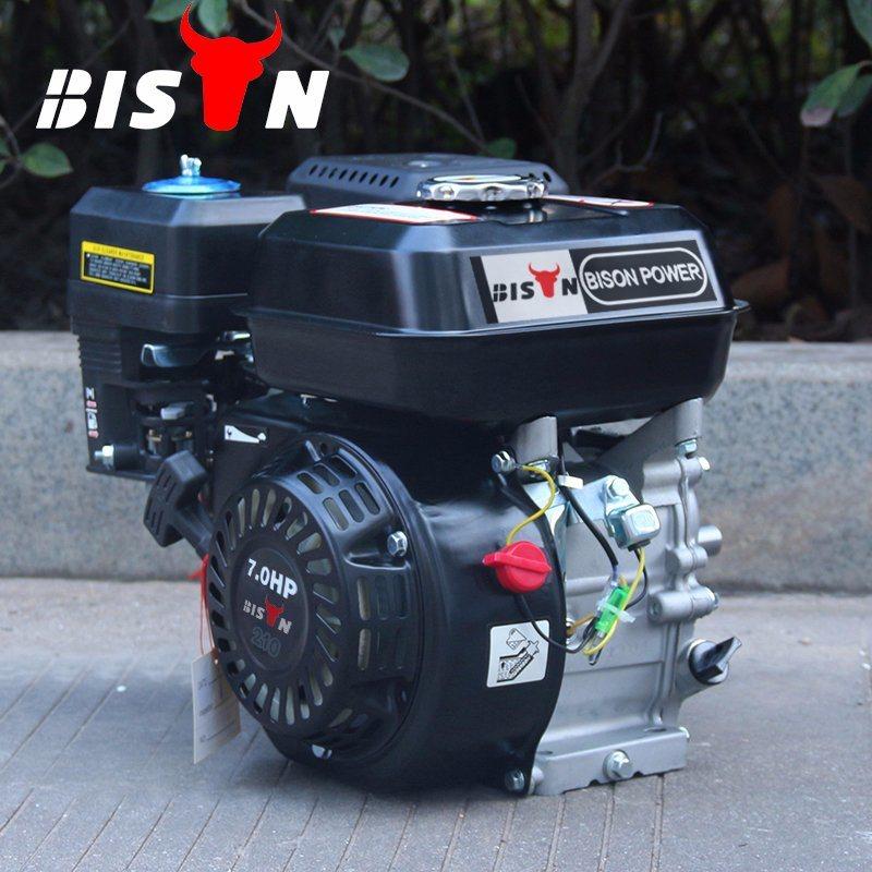 Bison Single Cylinder Ohv Structure Gasoline Engine for Hot Sale