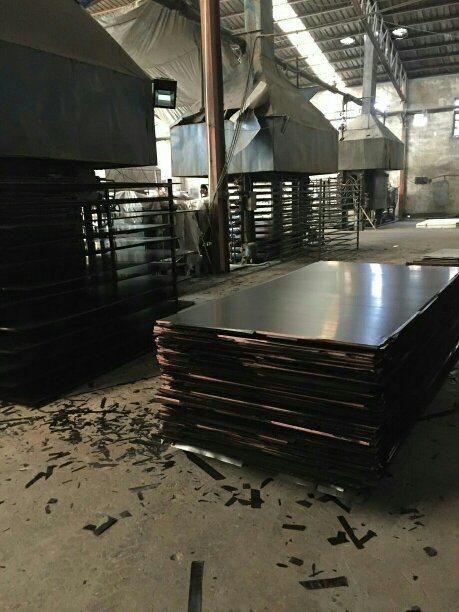 F17 Formply, Film Faced Plywood, Hardwood Core, Phenolic Glue, Size 1200X1800X17mm