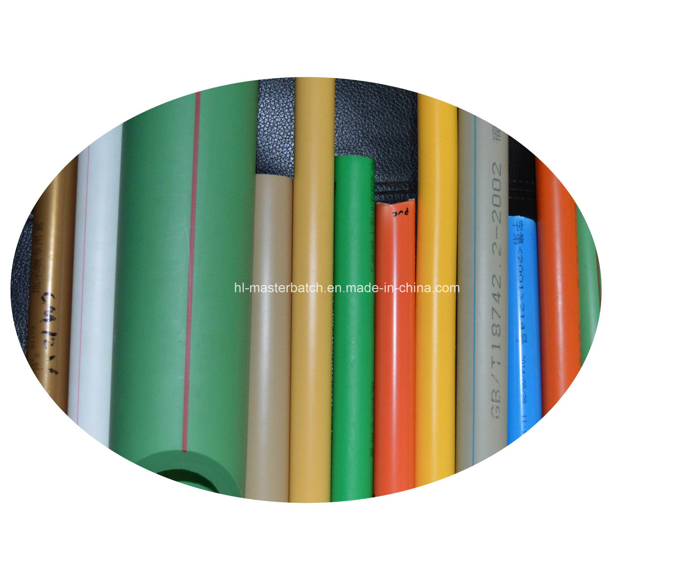 High Density Color Masterbatch of Plastic Raw Material