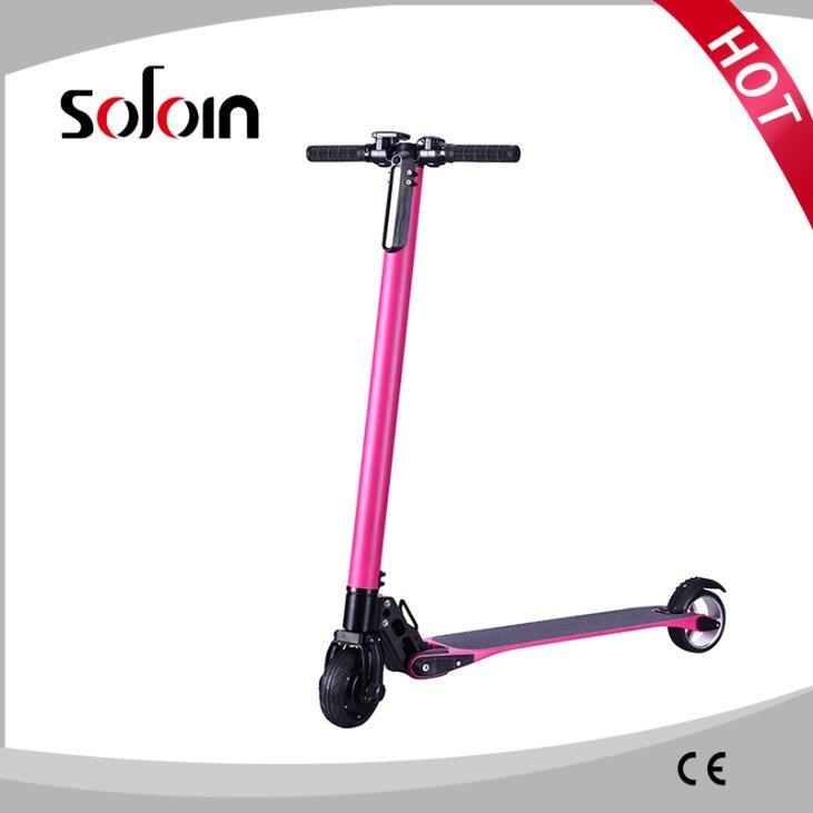 Mini Kids Toy 3 Wheel Foldable Electric Balance Tricycle (SZE80S-2)