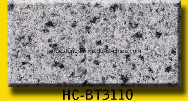 Complex Color Artificial Quartz Vanity Top or Countertop