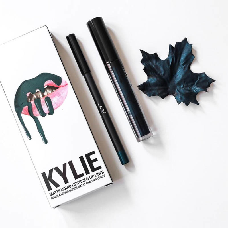 Kylie Lip Liner Liquid Matte Lipstick Makeup Lip Gloss 28 colors