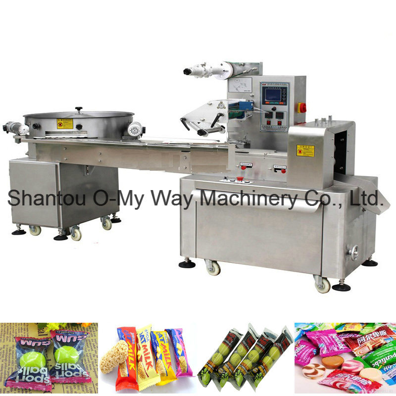 Food Pillow Type Automatic Packaging Machine