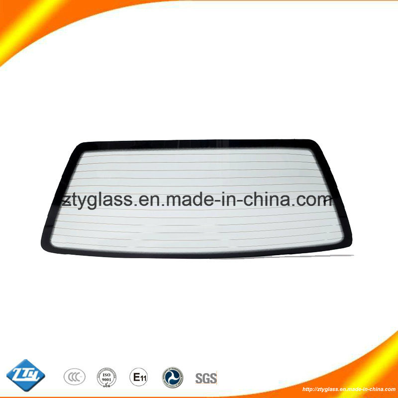 Car Window Glass Rear Windshield for Hyundai H1/H200/Starex MPV 97-