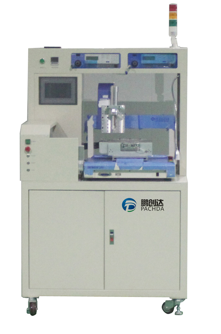 Automatic Machine UV and Hot Melt Glue Machine for Electronic Industry